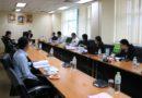 ประชุมคณะทำงานโครงการพัฒนาองค์ความรู้การให้บริการตลาดกลางที่ดิน ครั้งที่ 3/2561